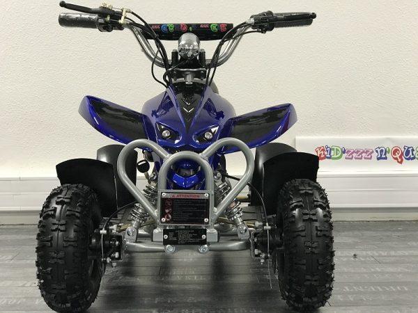 Quad Electrique Enfant Cobra bleu 1
