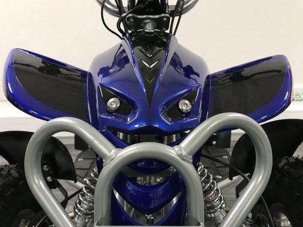 Quad Electrique Enfant Cobra bleu 9