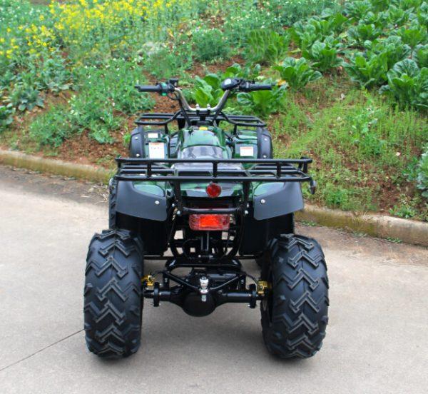 quad electrique adulte avec roue