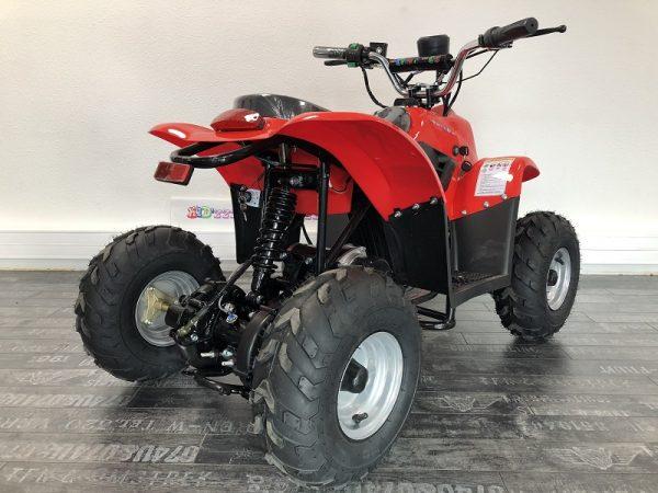 quad électrique enfant 36V 3/4 arrière