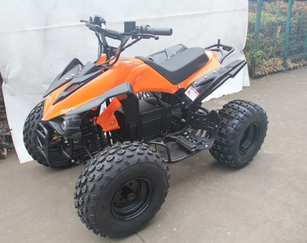 Quad électrique PUMA 800 orange