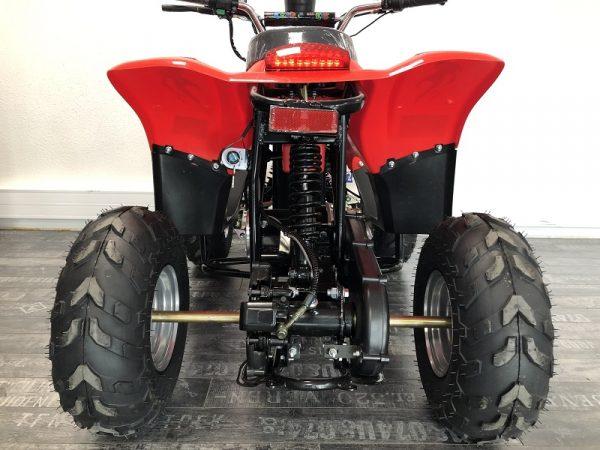 quad électrique enfant 36V 500W arrière