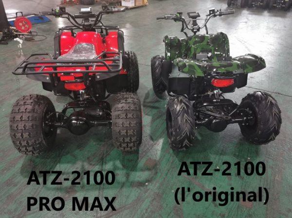 Quad adulte Atz-2100 Pro Max