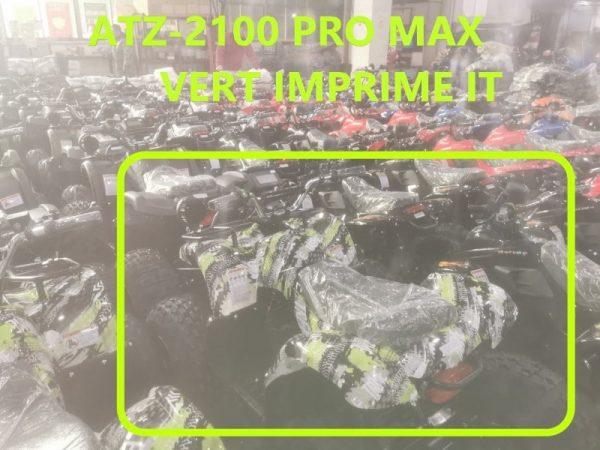 Quad electrique adulte ATZ-2100 Pro Max