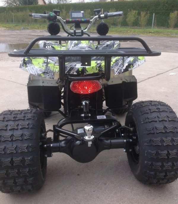 quad électrique 60V adulte