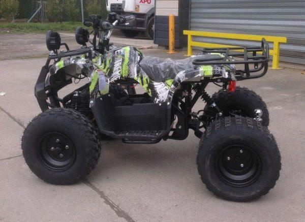 quad électrique adulte ATZ-2100