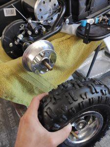 roue quad cobra