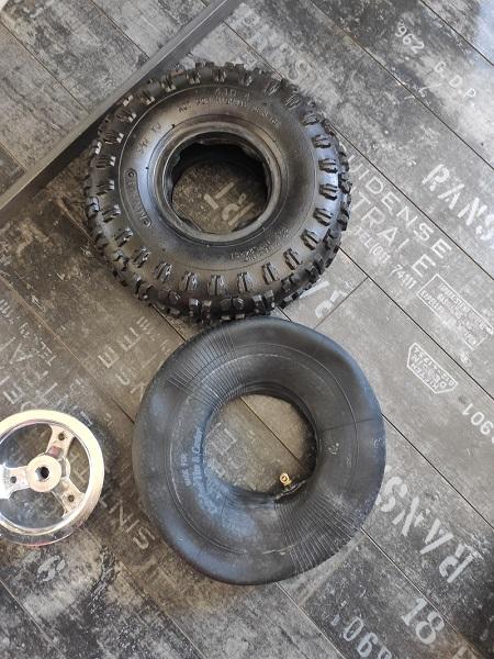 pneu pour quad cobra