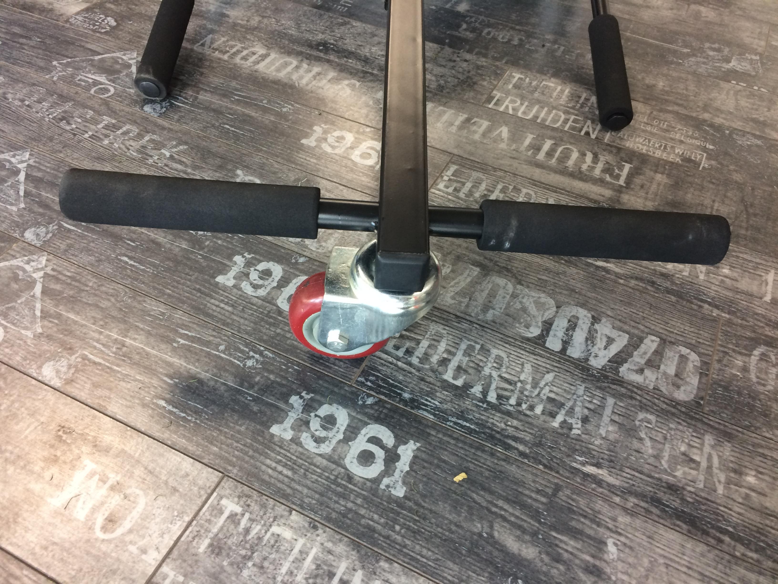 roue avant hoverkart