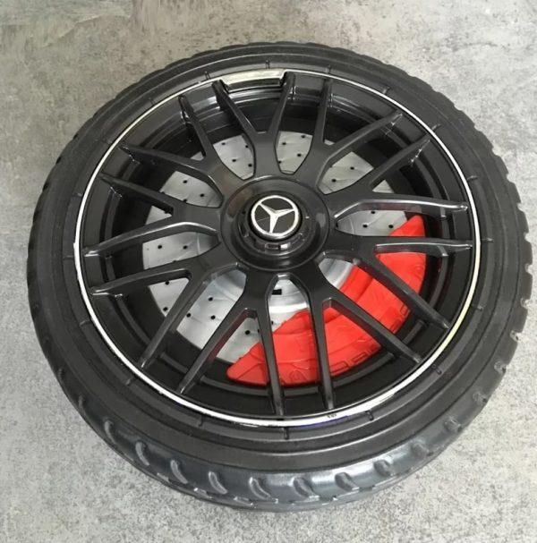 roues en mousse eva c63s