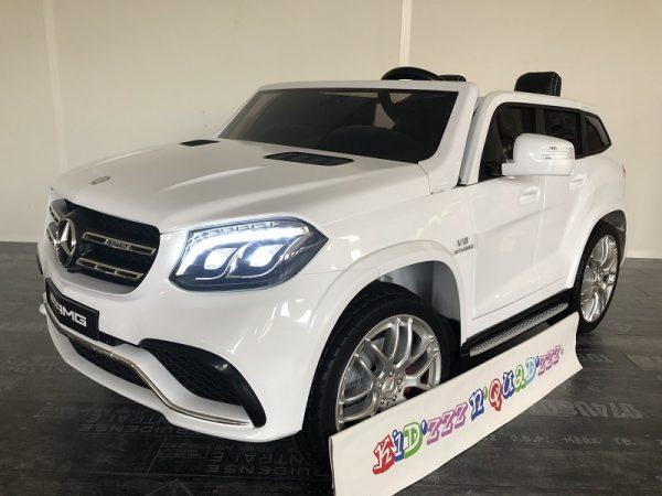 Voiture electrique enfant Mercedes GLS63 biplace