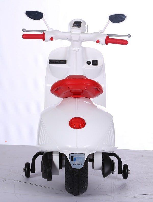 Scooter pour enfant style Vespa