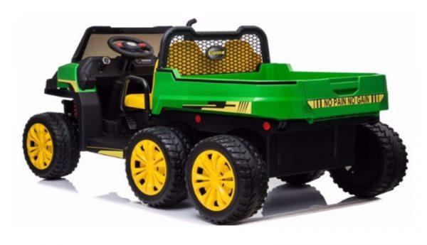 tracteur electrique enfant 6 roues