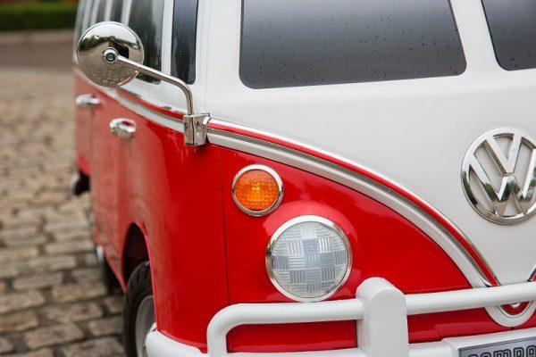Voiture enfant 12V VW Combi bus
