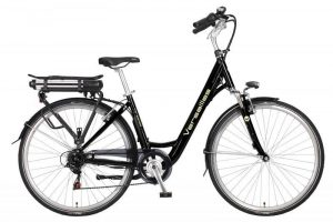 Vélo assistance électrique - Versailles 26 pouces Dame