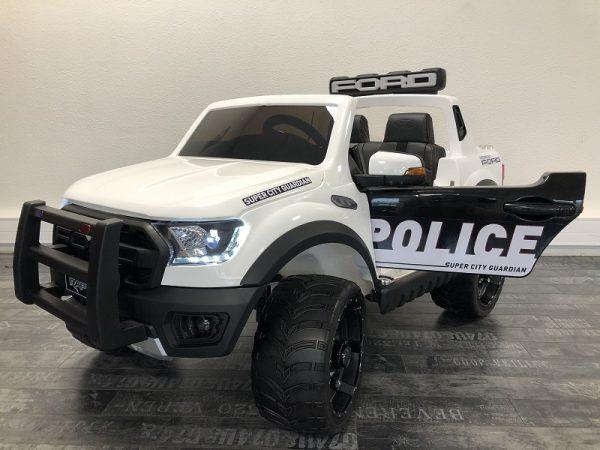 ford ranger électrique police