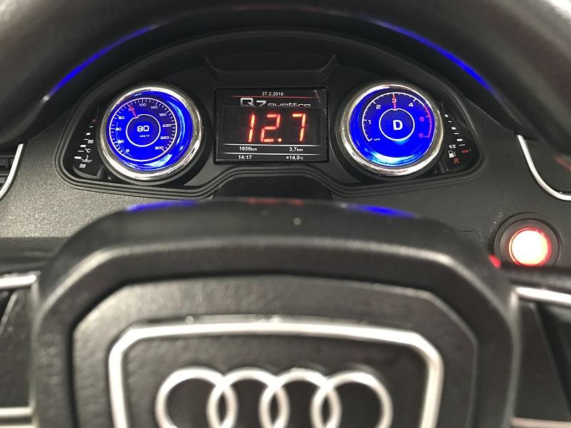 volant voiture electrique enfant 12V audi