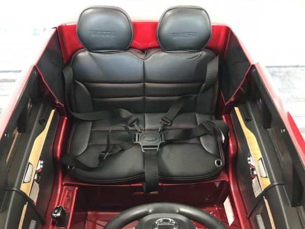 voiture electrique 12V avec telecommande parentale avec siège en cuir