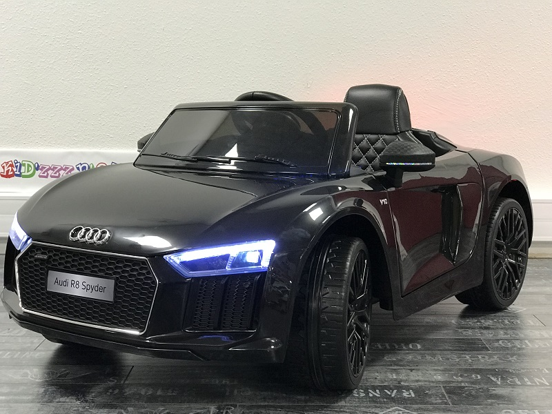 audi lectrique enfant audi r8 spyder kid 39 zzz n 39 quad 39 zzz. Black Bedroom Furniture Sets. Home Design Ideas
