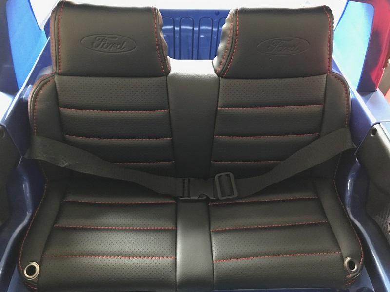 4x4 Électrique Ranger Luxe Enfant Pack Ford OZukXiP