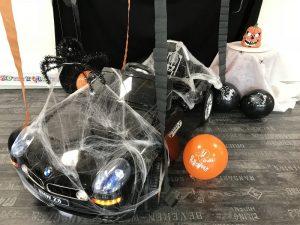 Voiture électrique bébé BMW Z8 noire