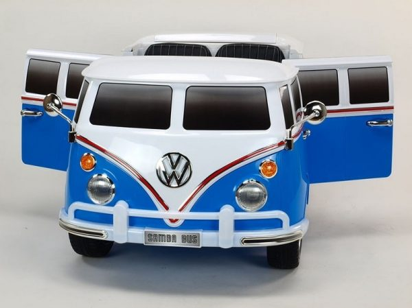 Voiture pour enfant 12V VW Combi Bus