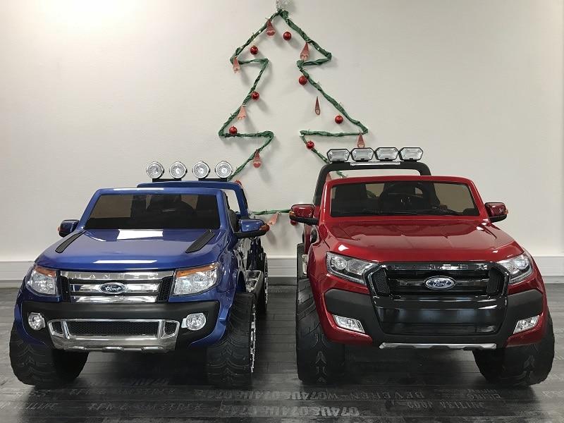 Ford Ranger électrique enfant - quelle version ?