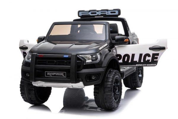 Voiture electrique enfant Ford Raptor Police