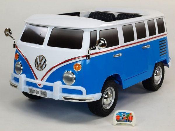Voiture electrique bebe VW Combi Van 12V