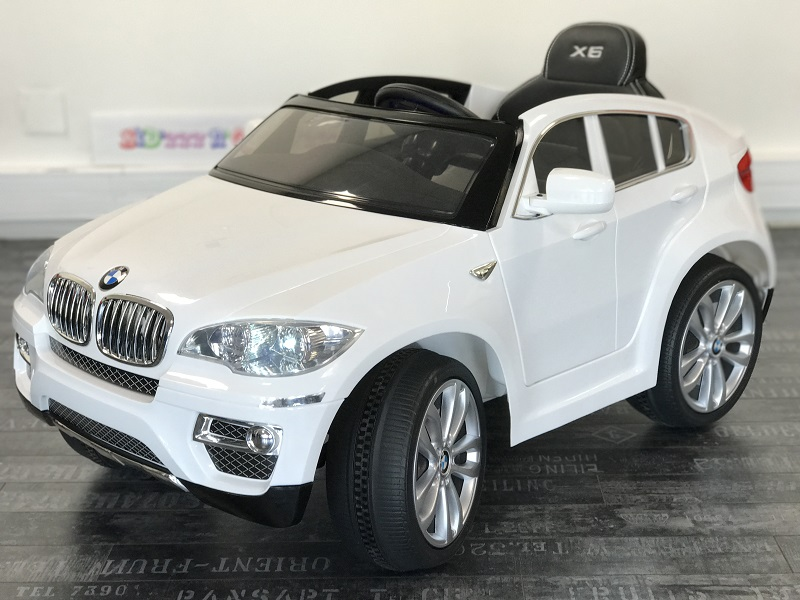 voiture enfant bmw lectrique x6 suv 12v pack luxe kid 39 zzz n 39 quad 39 zzz. Black Bedroom Furniture Sets. Home Design Ideas