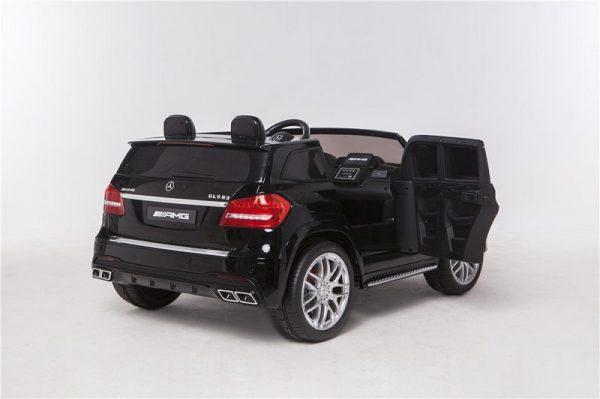 Voiture électrique enfant Mercedes GLS63 noir