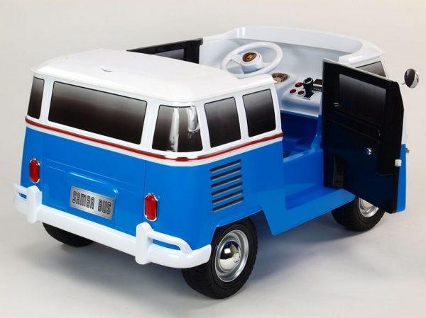VW Combi électrique pour bébé - 12V