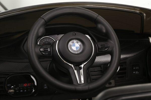 volant voiture électrique BMW