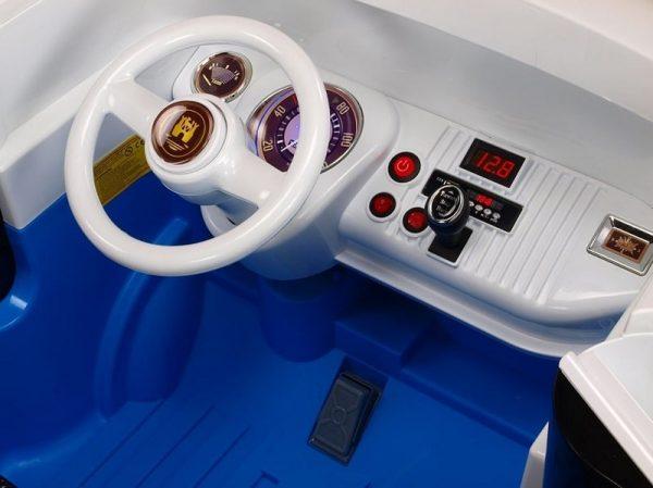 Voiture VW electrique enfant Combi Bus