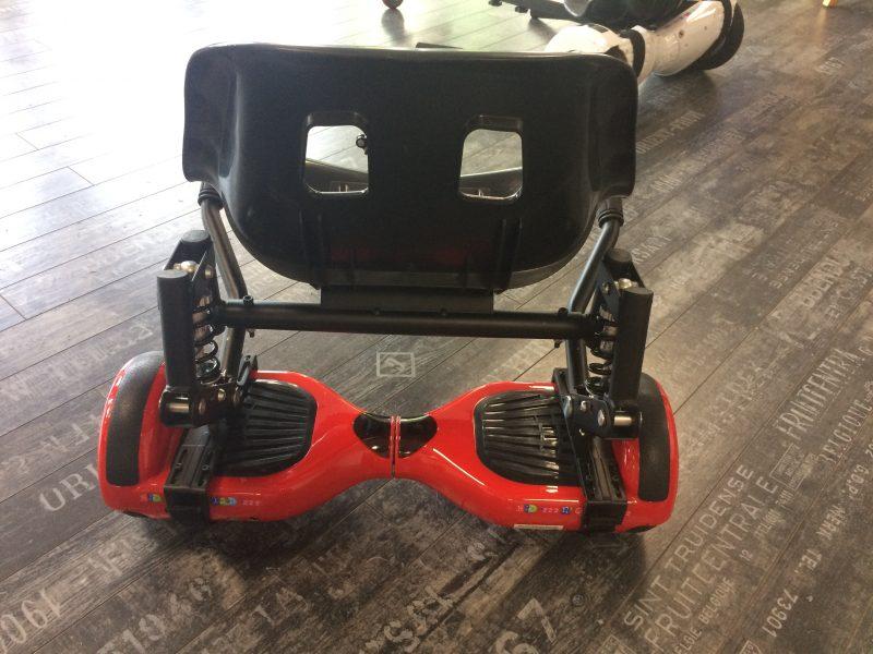 Kit kart pour hoverboard avec amortisseurs