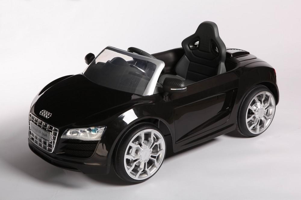 voiture lectrique enfant audi r8 spyder pack luxe 12v. Black Bedroom Furniture Sets. Home Design Ideas