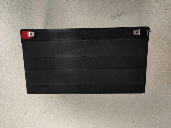 batterie 24V gel plomb