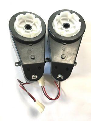 lot de blocs moteurs et transmission pour voiture électrique enfant