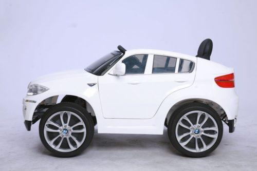 bmw x6 voiture lectrique enfant 12v pack luxe licence bmw. Black Bedroom Furniture Sets. Home Design Ideas