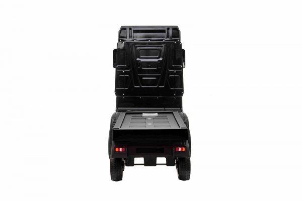 camion electrique pour enfant Mercedes Actros avec remorque
