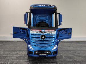 camion electrique pour enfant 2x12V