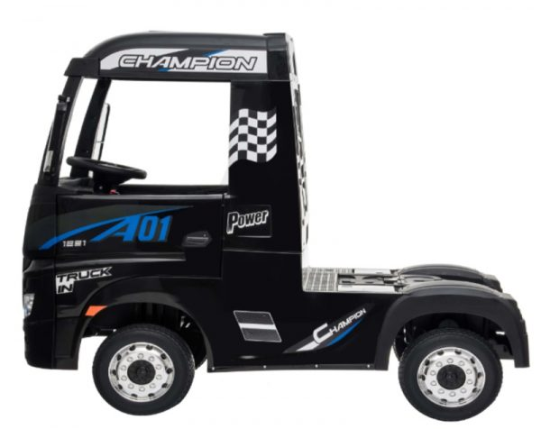 camion electrique actros