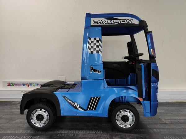 camion mercedes electrique enfant