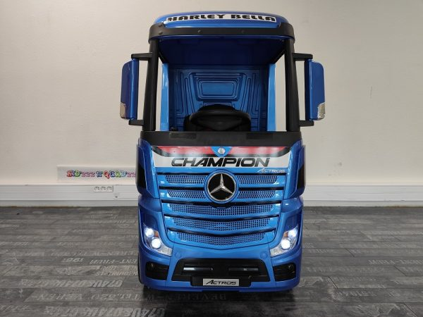 camion pour enfant mercedes