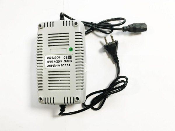Chargeur de batterie 48V 2500mA