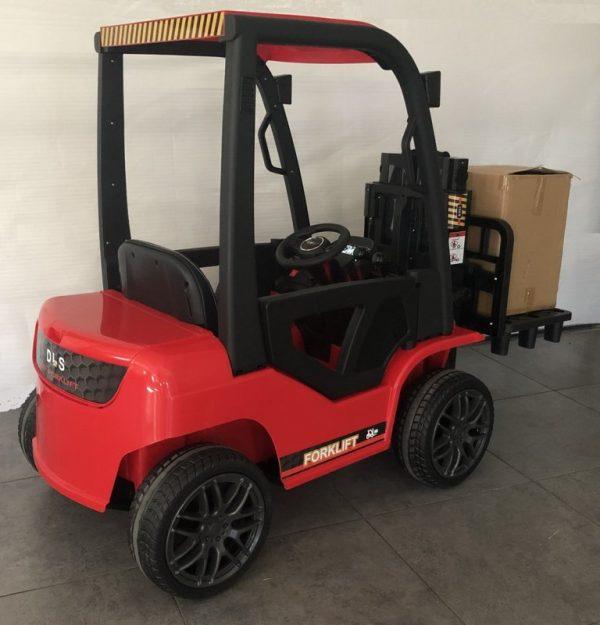 voiture électrique enfant style chariot