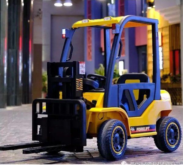 chariot électrique 12V pour enfant