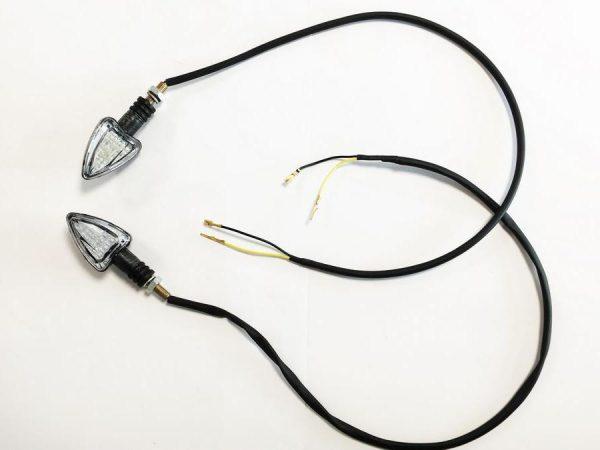 Clignotants pour trottinette électrique