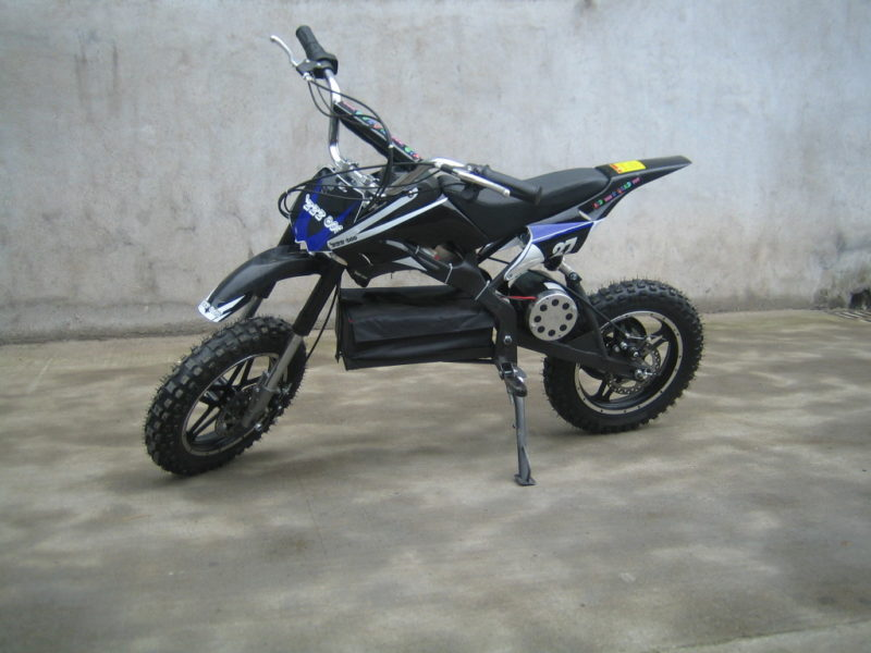 moto lectrique zzz800 moto dirt bike enfant 36v 800w. Black Bedroom Furniture Sets. Home Design Ideas