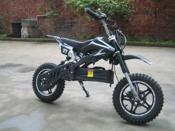 Moto dirt électrique pour enfant  9 à 13 ans ZZZ 800 36V